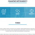 Profitlevel Finančné inštrumenty