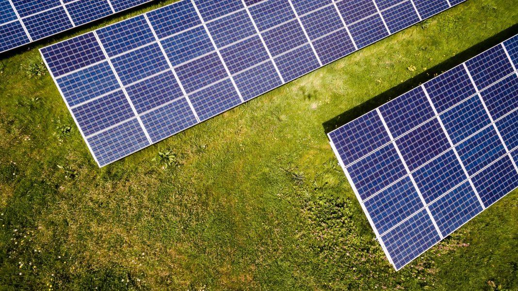 obnovitelné zdroje, solárne panely, solárne elektrárne, Botswana