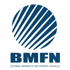 Logo spoločnosti BMFN