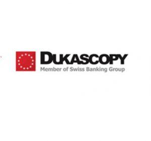 Logo spoločnosti Dukascopy