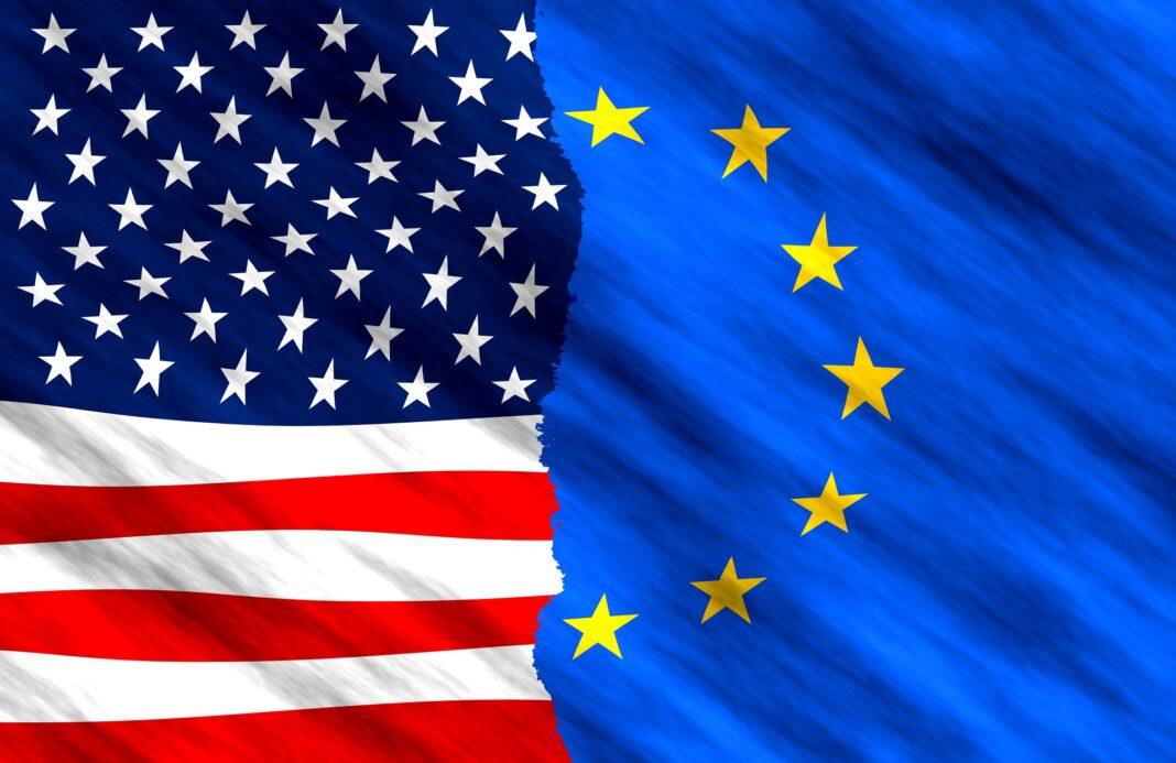 Európska únia, Spojené štáty, USA