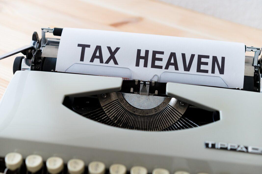 tax haven, daňový ráj