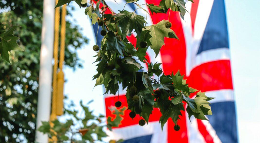 Veľká Británie, Spojené Království, vlajka