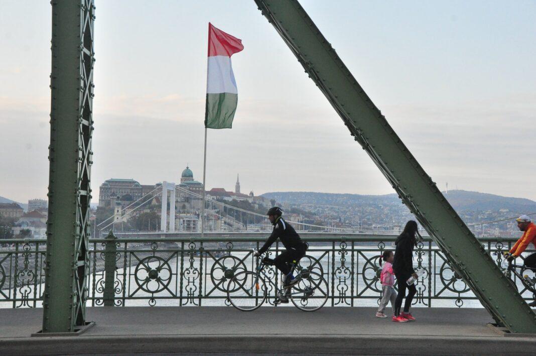 Maďarsko, vlajka
