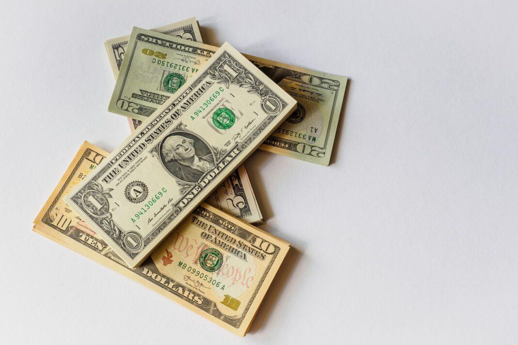 americký dolár, USA, peniaze